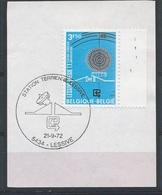 België  O.B.C.    1640     (O)  Grondstation Lessive  Lessive - Used Stamps