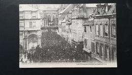 25 - BESANCON - L'INVENTAIRE A St. JEAN 1906 - Besancon