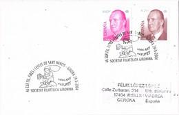 30071. Carta GERONA (Girona) 2004. Feria Sant Narcis, Patufet - 1931-Hoy: 2ª República - ... Juan Carlos I