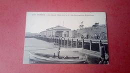 Australie - Sydney, Les Quais (Wharf De La Cie Des Messageries Maritimes) - Sydney