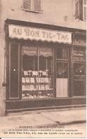 ROANNE (42) AU BON TIC-TAC - Maison GOUPIL , 63 , Rue Du Lycée (Horlogerie , Bijouterie) - Roanne