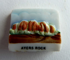 FEVE NORDIA ARIE L'AUSTRALIE AYERS ROCK (1) 1995 - BD