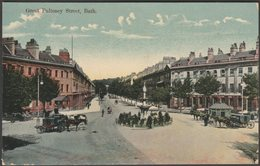 Great Pulteney Street, Bath, Somerset, C.1905-10 - Pelham Series Postcard - Bath