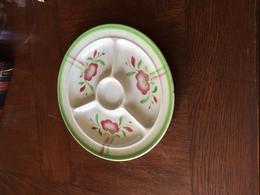Plat à Hors D'oeuvre Ancien - Dishware, Glassware, & Cutlery