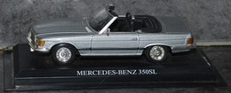 MERCEDES-BENZ 350SL - Voitures, Camions, Bus