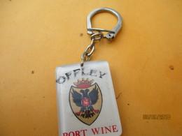 Porte-clé Publicitaire/Spiritueux/OFFLEY/ Port Wine /   Plastique/Vers 1960-1970  POC397 - Key-rings