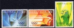 Australia 1984 Olympic Games Set Of 3, MNH, SG 941/3 - 1980-89 Elizabeth II