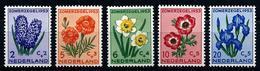 Nederland 1953: Zomerzegels ** MNH - 1949-1980 (Juliana)