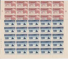 Norway 1961 Roald Amundsen / South Pole Explorer 2v  Complete Sheetlets (shtlts Are 1x Folded) ** Mnh (F7539) - Noorwegen