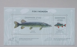 Denemarken-Denmark 2018 Nordic  Block PF - Idées Européennes