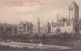 BRUXELLES. Exposition De Bruxelles 1910. Environ 195 Cartes Postales. - Postcards