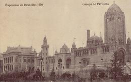BRUXELLES: Exposition De 1910. Environ 220 Cartes Postales - Postcards