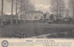 OCQUIER, Brasserie De La Comète. E. Desaix, édit. Aywai - Postcards