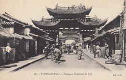 CHINE. Ensemble 56 Cartes Postales. - Postcards