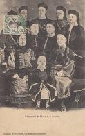 CHINE. L'Empereur De Chine Et Sa Famille. - Postcards