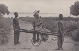 CONGO BELGE: Village De Notre-Dame De Bonne-Espérance, - Postcards