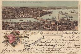 ÉGYPTE (25), Constantinople (9), Palestine (1). Ensembl - Postcards