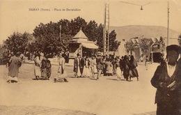 LIBAN, Syrie, Égypte Et Aden (1). Ensemble 51 Cartes Po - Postcards
