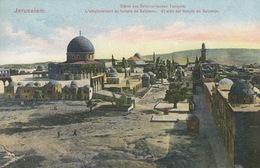 PALESTINE, Terre Sainte Ainsi Que Damas (3). Environ 10 - Postcards