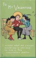 FANTAISIE. Environ 400 Cartes Postales, époques Diverse - Postcards