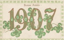 FANTAISIE. Ensemble 118 Cartes Postales Gaufrées. - Postcards