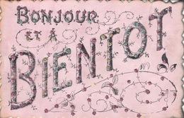 FANTAISIE. Environ 400 Cartes Postales. Bel Ensemble Va - Postcards