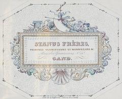 CARTES PORCELAINE. Réunion De 59 Cartes Porcelaine, La - Trade Cards