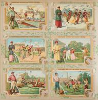 CHROMOS: LIEBIG. 187 Séries Complètes Et 3 Incomplètes, - Trade Cards