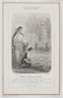IMAGES PIEUSES: Vierges, Première Communion... Environ - Devotion Images