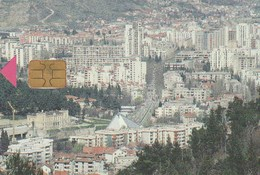 Bosnia And Herzegovina - Mostar View - Bosnia