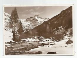 Italie Italia Italy - Val D'aosta Il Rutor In Inverno Visio Da La Thuile - Italia