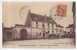 77.478/ BRIE COMTE ROBERT - Place De L'Hôtel De Ville - Brie Comte Robert
