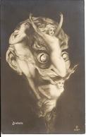 ARCHIBOLDO. DIABOLO - Künstlerkarten
