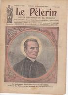 LE PELERIN 1925 12 Juillet, Le Bx Eymard, Bicentenaire De Cugnot, Au MAROC: Le Sultan Moulay Yousseï, Franc-maconnerie - Boeken, Tijdschriften, Stripverhalen