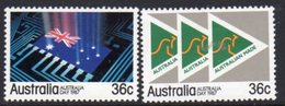 Australia 1987 Australia Day Set Of 2, MNH, SG 1044/5 - 1980-89 Elizabeth II
