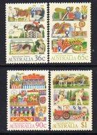 Australia 1987 Agricultural Shows Set Of 4, MNH, SG 1054/7 - 1980-89 Elizabeth II