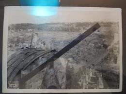 Le Havre - Photo Originale - Vue Du Havre  - Bombardement 5 Septembre 1944 - BE - - Plaatsen
