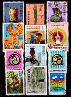 Taiwan-0017 - Lotto Valori Di Vari Periodi. - Taiwan (Formosa)