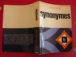Larousse Des Synonymes De La Langue Française. René Bailly. 1971 - Dictionaries