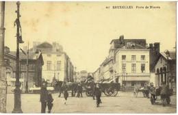 867 - BRUXELLES - Porte De Ninove - Bruxelles-ville