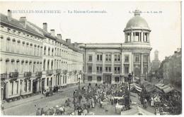 BRUXELLES-MOLENBEEK - La Maison Communale - L. L. B. - N° 1 Série 20 - Molenbeek-St-Jean - St-Jans-Molenbeek