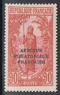 CONGO N°106 N* - Congo Français (1891-1960)