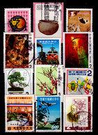 Taiwan-0022 - Lotto Valori Di Vari Periodi. - Taiwan (Formosa)