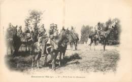 Manoeuvre De L'Est 1901 N° 1 - Manoeuvres