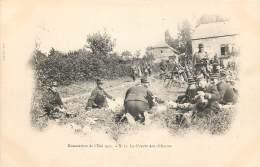 Manoeuvre De L'Est 1901 N° 11 - Manoeuvres
