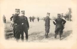 Manoeuvre De L'Est 1901 N° 15 - Manoeuvres