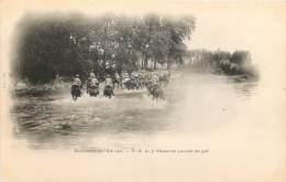 Manoeuvre De L'Est 1901 N° 18 - Manoeuvres