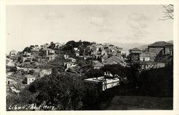 Lebanon, BEIT MERY, General View (1930s) RPPC Postcard - Lebanon