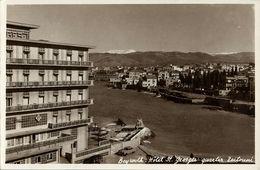 Lebanon, BEIRUT BEYROUTH, St. Georges Hotel, Quartier Zeitouni (1950s) RPPC - Lebanon