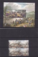 Portugal -200 Anos Da Guerra Peninsular -(Batalha De Grijó -1810-2010 -todos Novos - Local Post Stamps